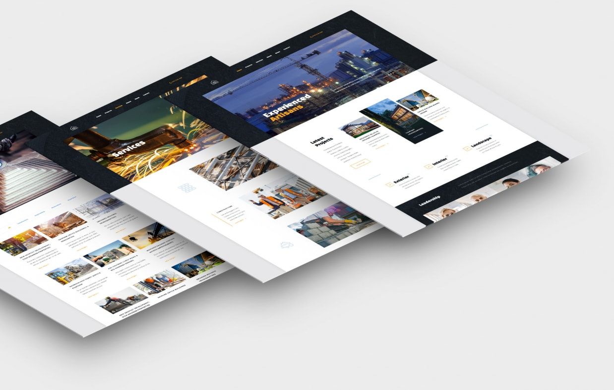 Base Ground WordPress Construction Theme