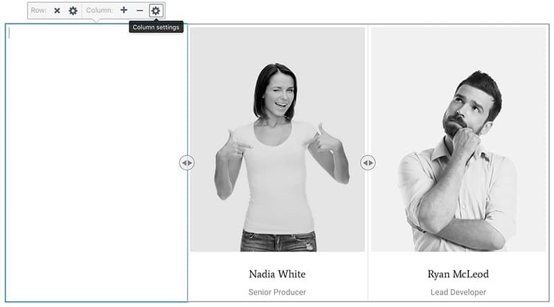 Studio 9 WordPress Theme Custom Size