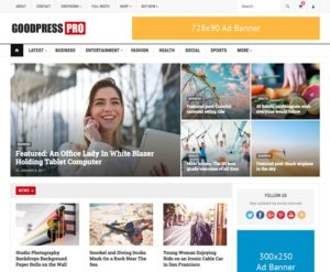 GoodPress-Pro-WordPress-News-Theme