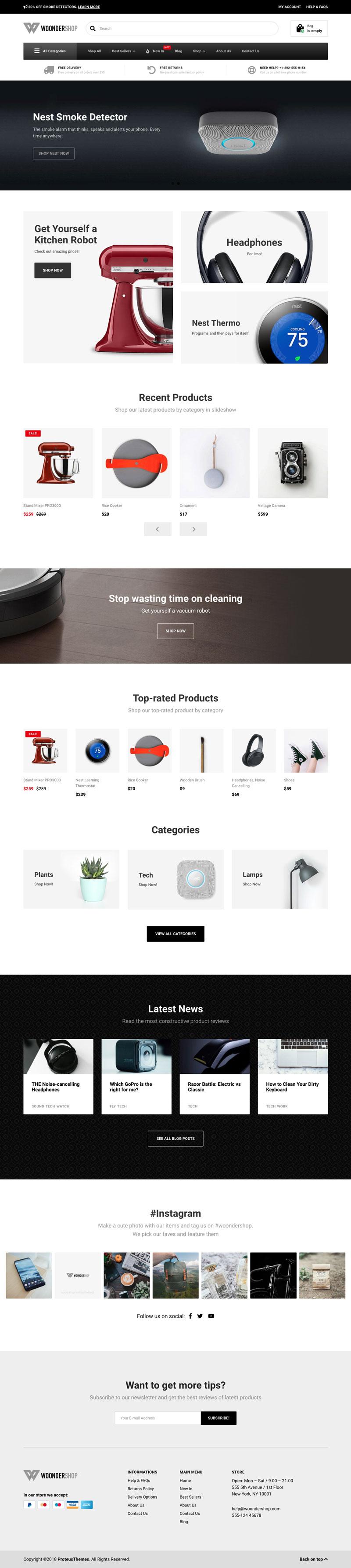 WoonderShop-WordPress-Theme-like-Amazon