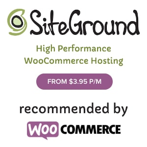 Siteground Hosting for WooCommerce Websites