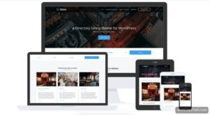 Listee WordPress Business Directory Listing Theme