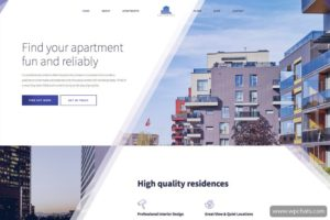 Skypoint WordPress Real Estate Business Theme