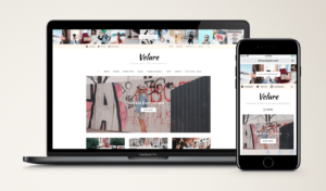 Velure WordPress Lifestyle Blogger Theme