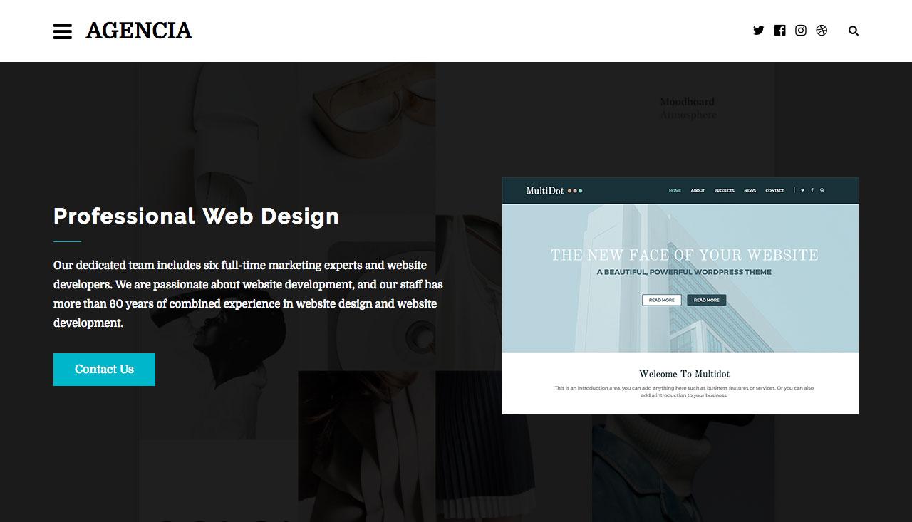 Agencia-WordPress-Creative-Theme