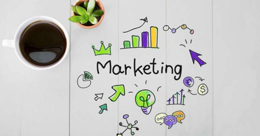 Website redefine for marketing