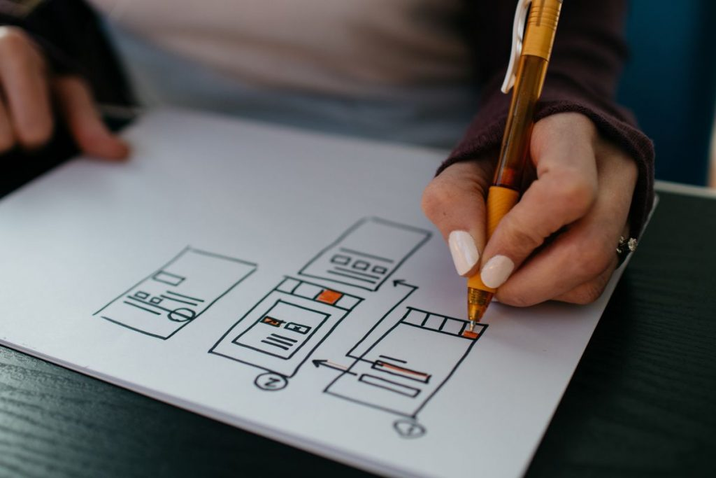 Outstanding web design, accessibility and user interface guidelines (1)