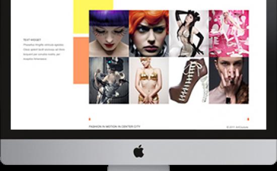 ArtLine WordPress Portfolio Theme