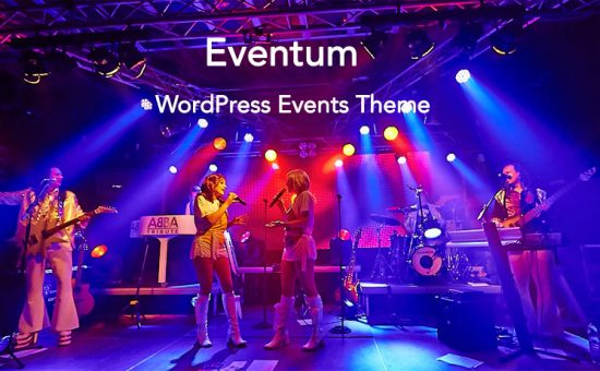 Eventum WordPress Events Directory Theme