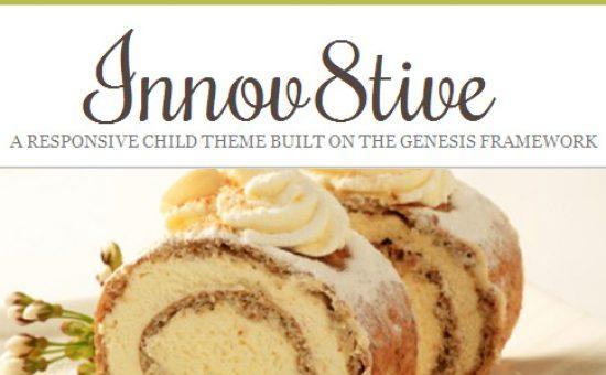 Innov8tive Genesis Framework Theme