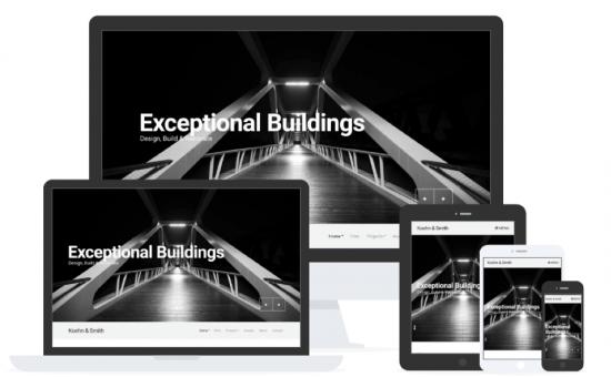 Koehn WordPress Premium Business Service Theme