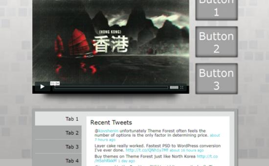 Media WordPress Video Theme
