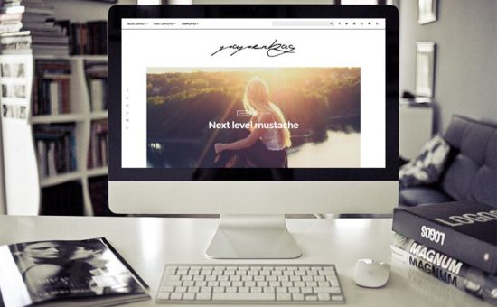 Paperbag WordPress Lifestyle Blogging Theme