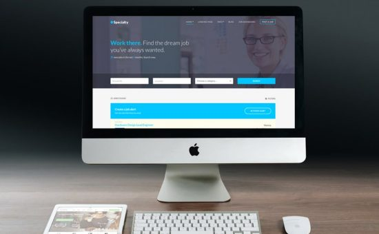 Specialty WordPress Job Board Theme
