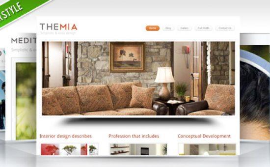 Themia Free WordPress Theme